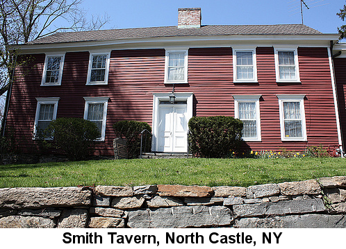 Color photo of Smith Tavern taken April 2009