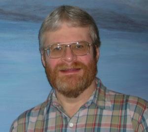 Color photo of Ken, spring 2008